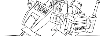 Lego Coloring Book Free Download
