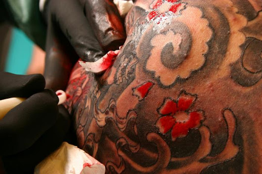 Tattoos may cause years of infection, itching and swelling - Medical News Today