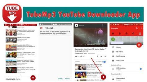 youtube  mp kbps tubemp youtube downloader app
