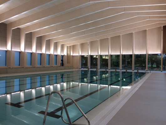 City of London Freemen's School Swimming Pool - Michael Nugent Ltd