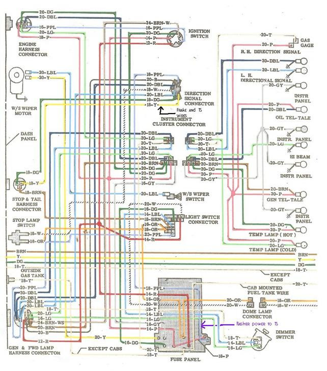 2005 Chrysler Pacifica Wiring DiagramFuse Wiring