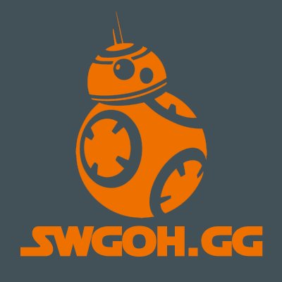 Star Wars Galaxy of Heroes Database · SWGOH.GG