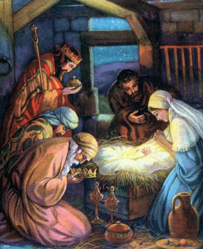 "Traditional Epiphany Home Blessing: ""Chalking the Door"""