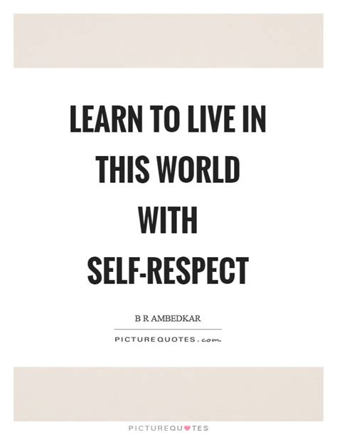 Living In A Selfish World Quotes