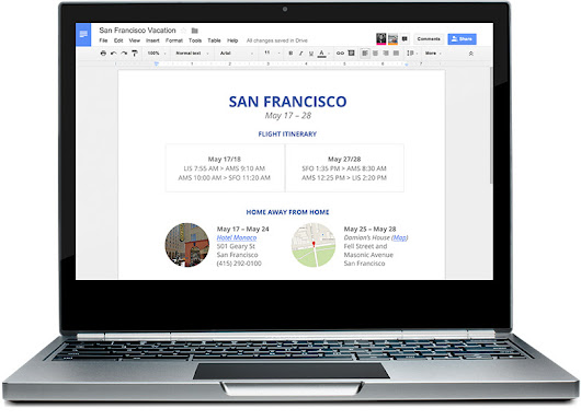 Google Docs - create and edit documents online, for free.