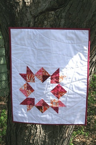 Modify Tradition Quilted Wall Hanging