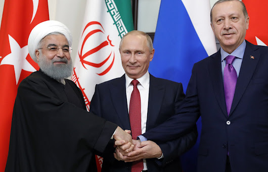 Presidents of Russia, Iran and Turkey meet to discuss peace for Syria: FULL REPORT AND ANALYSIS