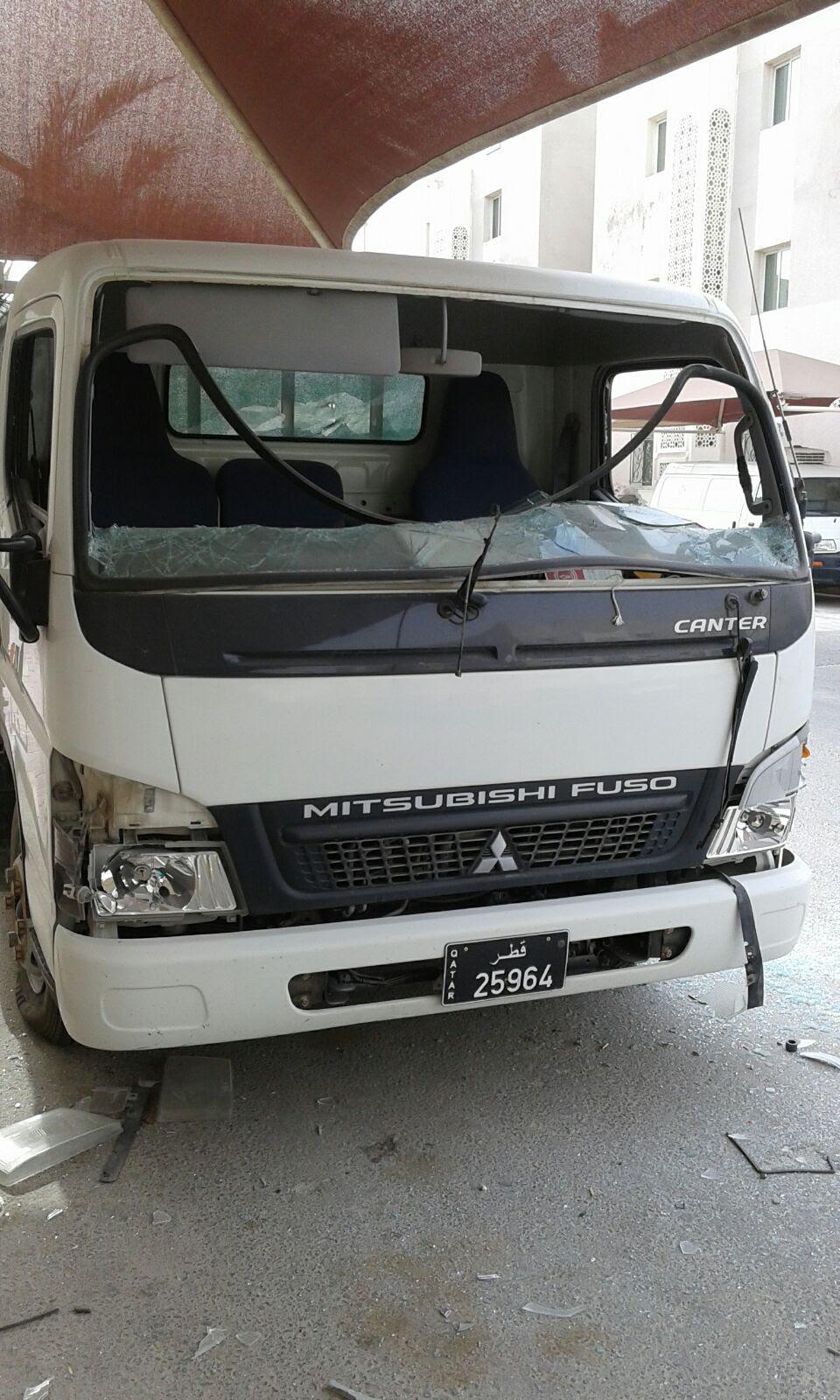 أعمال عنف فى عدة مدن قطرية