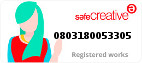 Safe Creative #0803180053305