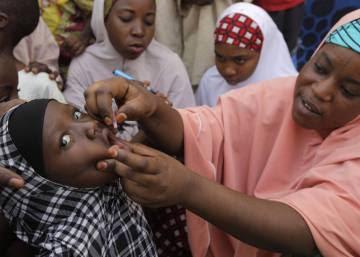 La polio reaparece en Nigeria dos años después