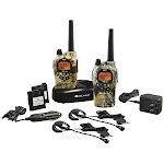 Midland X-Tra Talk GXT1050VP4 36-mile 50-Channel Two-way Radio Pair - FRS/GMRS - 10 NOAA Channels