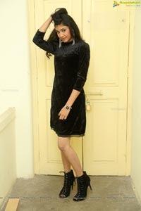 Actress Mounika