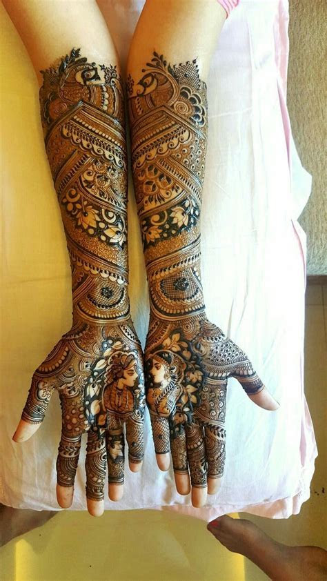 Best 25  Bridal henna ideas on Pinterest   Bridal mehndi