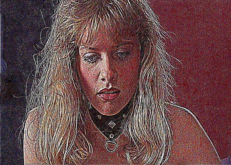 Barbara Crampton Bullwinkle From Beyond