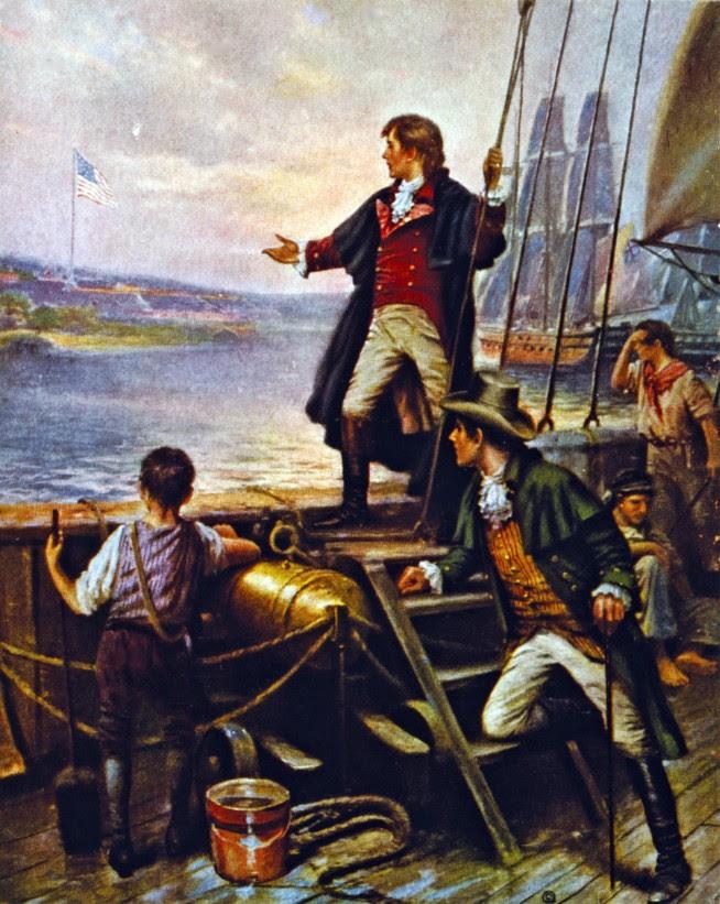 Image result for images star spangled banner 1812