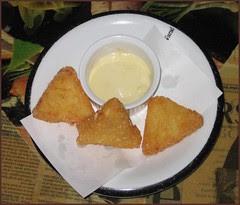 081 izakaya cheese potatoes snack