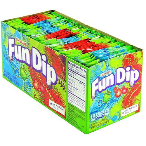Fun Dip Candy - 48 count