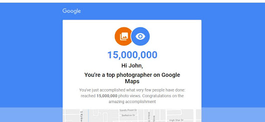 How I Got 15,000,000 Photo Views on Google Maps
