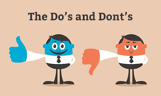 The Do's and Don'ts in Web Scraping - ScrapingExpert