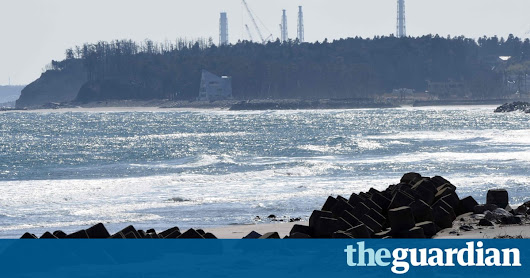 Fukushima nuclear reactor radiation at highest level since 2011 meltdown | Environment | The Guardian