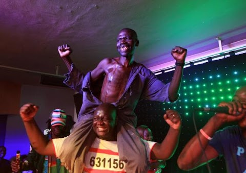 Zimbabwe's Mr Ugly competition winner branded 'too handsome' as result sparks riot