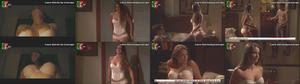 Laura Galvão sensual no filme Bad Investigate e na novela Remedio Santo