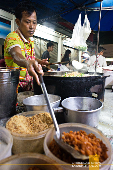 Street Food at Phuket's Patong Beach Road