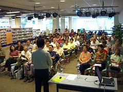 Blogging for Seniors Talk (1)