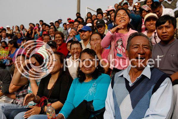 Corrida de toros en Perú