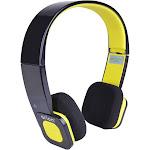 Eagle Tech Arion ET-ARHP200B Foldable Bluetooth V3.0+EDR Stereo Headphones, Black