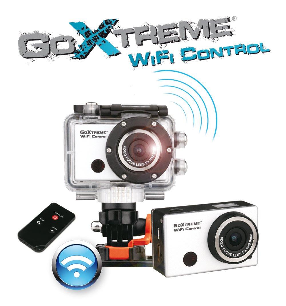 Easypix GoXtreme WiFi Control Full HD