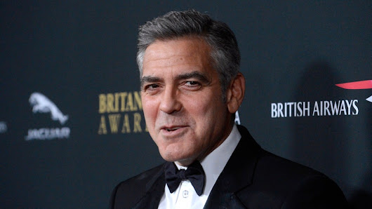 George Clooney discusses Philip Seymour Hoffman's 'senseless' death