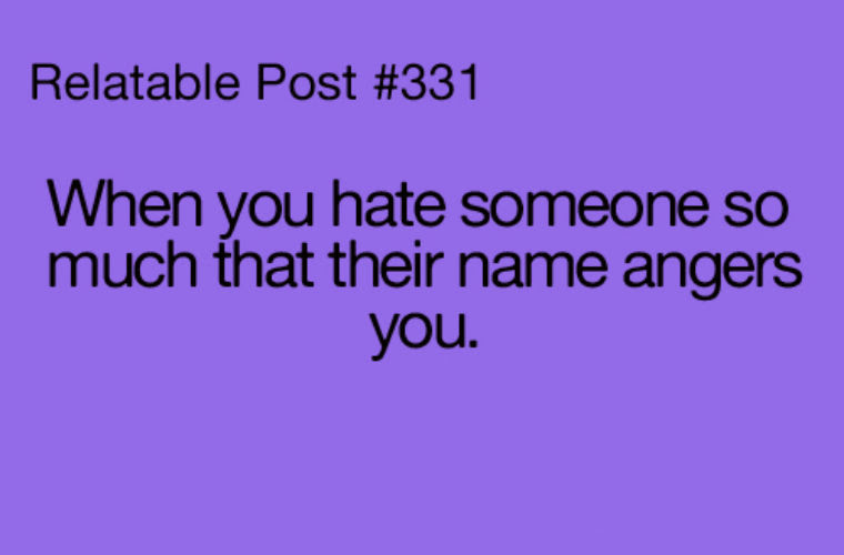 Hating Someone Funny Pictures Quotes Memes Funny Images Funny