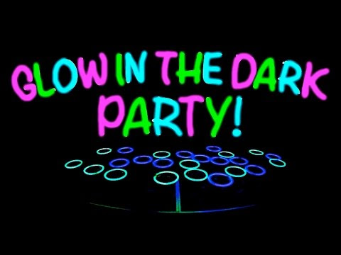 Glow In The Dark Party Shoshone Bannock Tribes