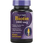 Natrol Biotin 10 000 Mcg 100 Tablet