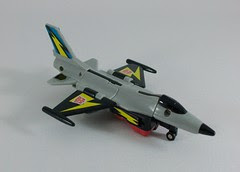 Transformers Skydive G1 - modo alterno