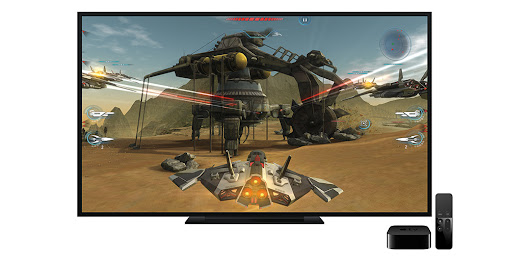 The Issue: Here's What Gaming Looks Like on the Apple TV
