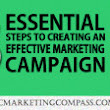 3 Essential Steps to Creating an Effective Marketing Campaign - Michael R. Hunter3 Essential Steps to Creating an Effective Marketing Campaign