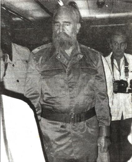Fidel Castro. Febrero de 1993