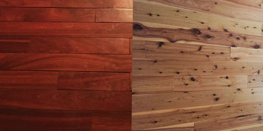 From Dark to Light - Hardwood Installation in Fort Worth