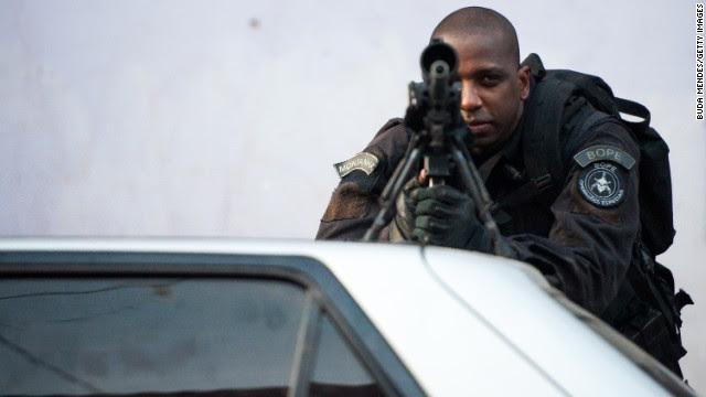 Complexo da Mare Favelas Remains Unpacified 2 of 54 - Zimbio