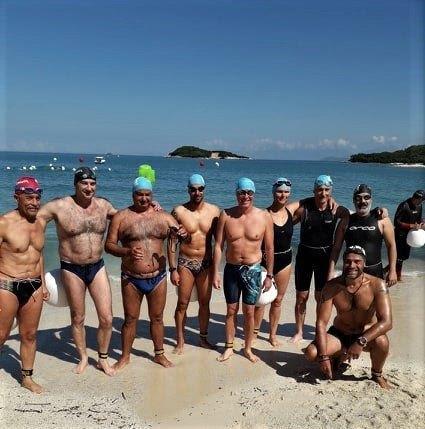 Ήγουμενίτσα: Κολυμβητές από την Ηγουμενίτσα συμμετείχαν σε αγώνες στο Εξαμίλι της Αλβανίας