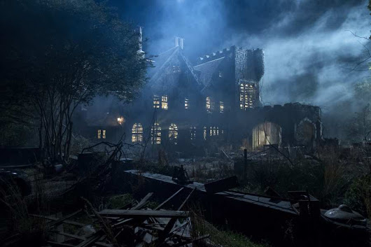 The Haunting of Hill House, prime immagini dall'attesa serie di Netflix | CineZapping
