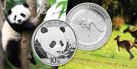 Animals are popular subjects on coinage - Littleton Coin Blog