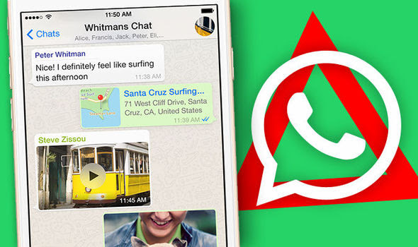 WhatsApp changes means the chat app will no longer support older iPhones, Android or BlackBerry