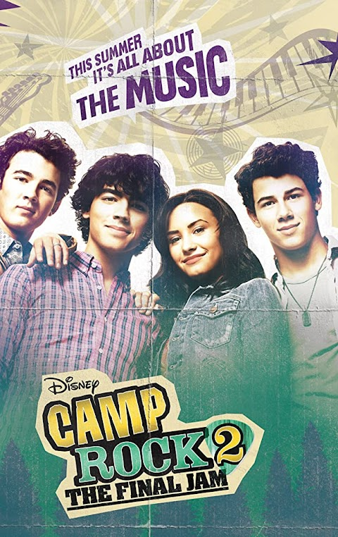 Camp Rock 2: The Final Jam (2010) 480p 720p 1080p BluRay Dual Audio (Hindi+English) Full Movie