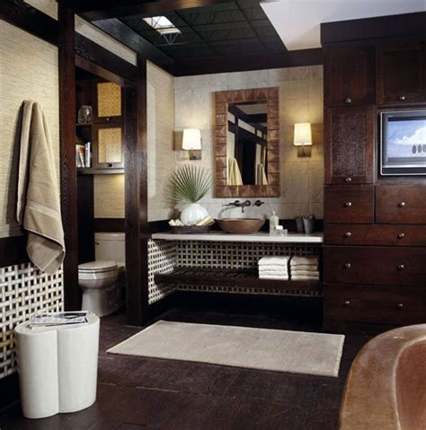designer tips masculine bathroom design