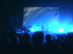 (via mobile phone) Sigur Ros In Action 5