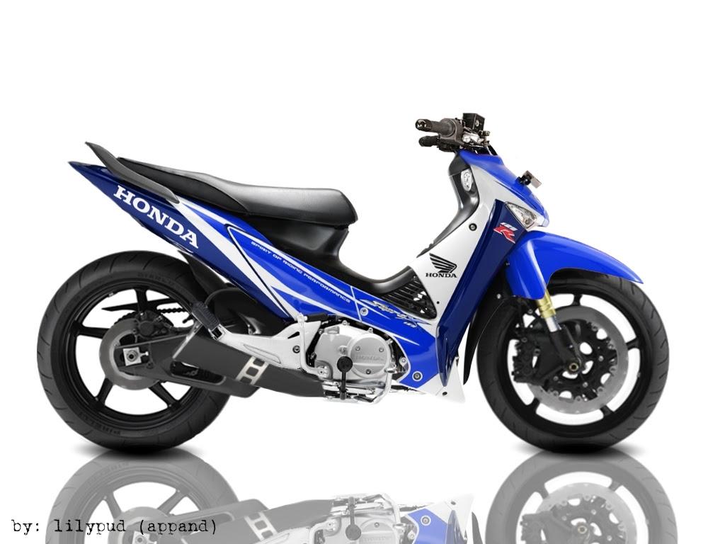 Motor Modif Honda Modifikasi Motor Terbaru