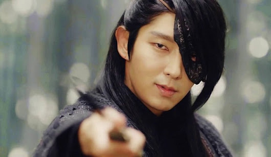 [K-Drama] Moon Lovers: Scarlet Heart Ryeo